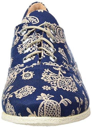 Think! Damen Shua Derby Blau (blau/kombi 94)