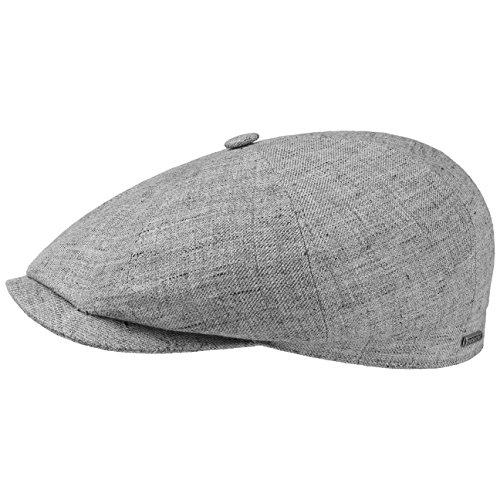 gorra-hatteras-lino-melange-by-stetson-gorra-de-linogorra-plana-58-cm-gris-claro