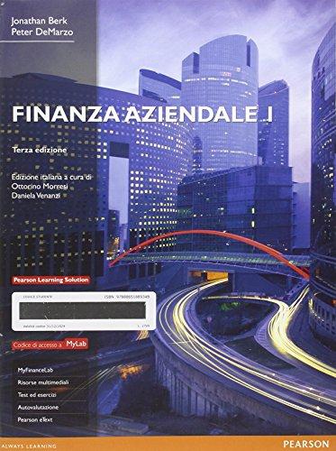 Finanza aziendale. Ediz. mylab. Con aggiornamento online. Con e-book