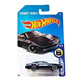 Hot Wheels K.I.T.T. - KITT Knight Rider - HW Screen Time 3/365 (Long card) 2017
