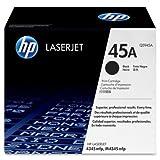 #8: HP - Q5945A HP 45A Toner Cartridge 18 000 Page-Yield Black - HEWQ5945A