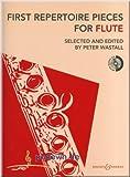 First Repertoire Pieces for Flute - Flöte Noten [Musiknoten]