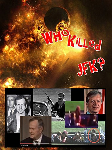 7 Suspects in JFK Assassination & my debunk of Mandela Effect Cover