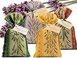 Bolsa de lavanda–auténtico francés Provence lavanda seca | perfecto como un regalo | uso que como el hogar fragancia