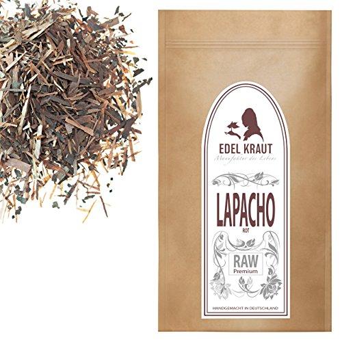 EDEL KRAUT   LAPACHO RINDE TEE ROT geschnitten - Premium Lapacho Tea - 250g