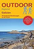 Galicien: 23 mystische Wanderungen an der Küste (Outdoor Regional)