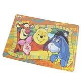 Disney LENTICULAIRE NAPPERON coloré Nappe 43x30cm - Winnie l'ourson