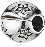 Pandora Charm Sterling Silver 925 791058CZ