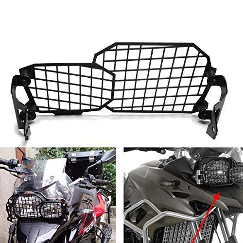 Preisvergleich Produktbild Cikuso Motorrad Scheinwerfer Lampe Grill Beschützer Schutz Für F650Gs F700Gs F800 Gs