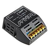 Anself 20A 12V/24V Automatically Solar Charge Controller Solar Panel Battery Regulator Safe