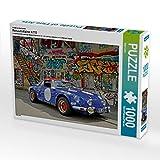 CALVENDO Puzzle Renault Alpine A110 1000 Teile Lege-Größe 64 x 48 cm Foto-Puzzle Bild von Ingo Laue (CALVENDO Mobilitaet)