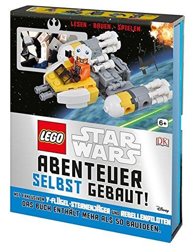 LEGO Star Wars Abenteuer selbst gebaut!: Lesen - Bauen - Spielen