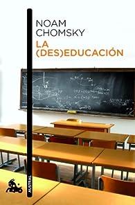 La educación par  Noam Chomsky