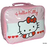 Hello Kitty: Bolsa nevera (aislado almuerzo del paquete)