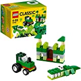 LEGO Classic Green Creativity Building Blocks for Kids (66 pcs) 10708