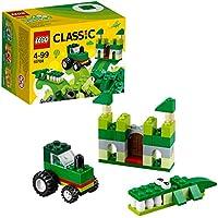 LEGO Classic 10708 - Set Costruzioni Scatola della Creatività, Verde