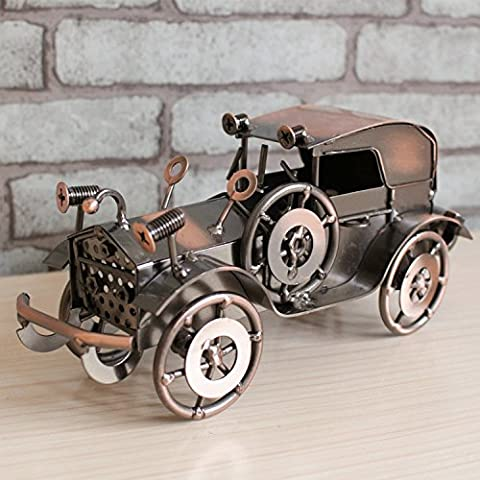 ZLJ/ Auto d'epoca in ferro battuto modelli