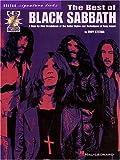 Die besten Music Sales Hal Leonard Corporation Hal Leonard Hal Leonard Corporation Hal Leonard Hal Leonard Corporation Music Sales Hal Leonard Music Sales Guitar Instruction Books - The Best of Black Sabbath (Guitar Signature Licks) Bewertungen