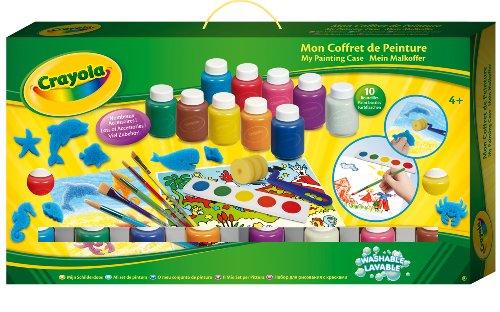 Kit di attività creative valigetta del pittore