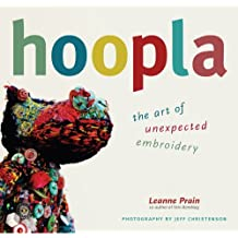 Hoopla: The Art of Unexpected Embroidery (English Edition)
