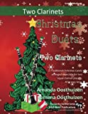 Christmas Duets for Two Clarinets: 21 Traditional Christmas Carols arranged for two equal clarinets of intermediate standard. Several are below the break.