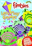Fimbles - Lets Play Games [DVD]