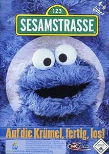 Sesamstraße - Auf die Krümel fertig los