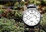Uhren aus aller Welt - Die Fortsetzung (Wandkalender 2018 DIN A3 quer): Eine Sammlung verschiedener Zeitmesser. (Monatskalender, 14 Seiten ) (CALVENDO ... [Kalender] [May 18, 2017] Rosin, Dirk