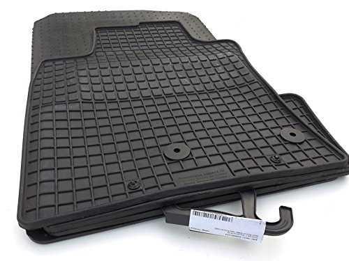 Caoutchouc tapis de sol pour renault grand modus modus 2004/2008 gummi.. original de qualité.