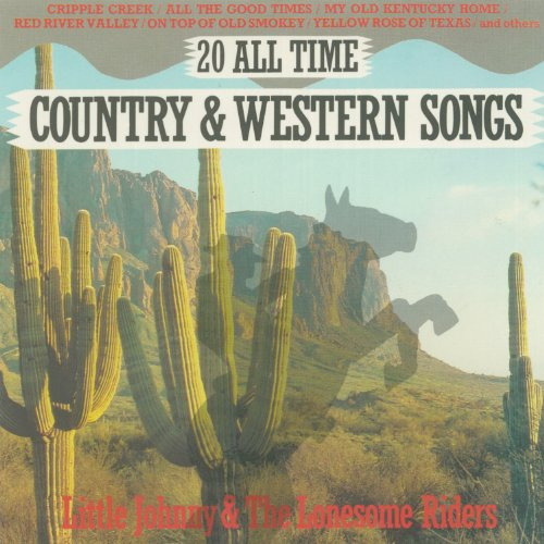 20 All Time Country & Western Songs de Little Johnny & the ...