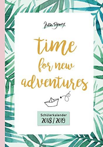 Schülerkalender 2018/2019 von JuliaBeautx