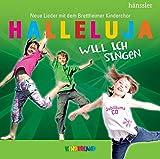 Halleluja will ich singen: Neue Lieder mit dem Brettheimer Kinderchor (Kinderland)