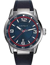 Esprit Herren-Armbanduhr ES109441003, Blau