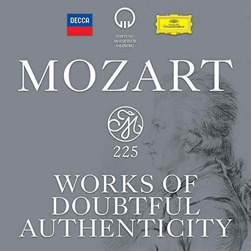 Mozart: Six Preludes and Fugues, K.404a - Fugue IV (from Bach's Kunst der Fuge, BWV 1080, Contrapunctus 8) -