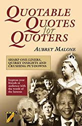 Quotable Quotes for Quoters (Clarion)