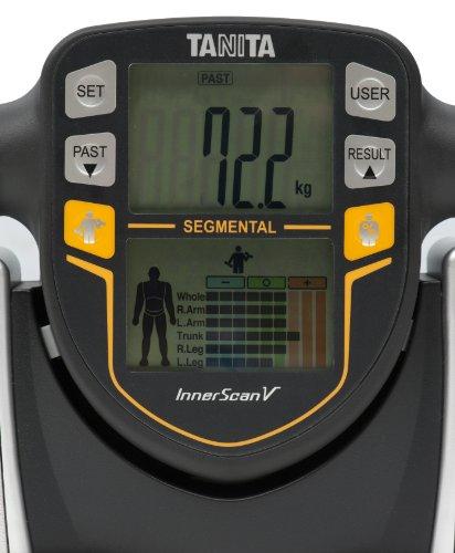 Tanita BC-545N Segment Körperanalyse-Waage , Körperfettwaage , Personenwaage -