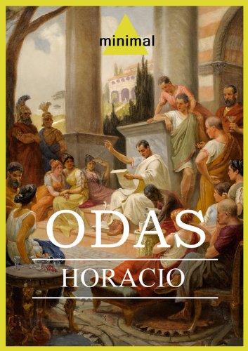 Odas (Clásicos Grecolatinos) por Horacio