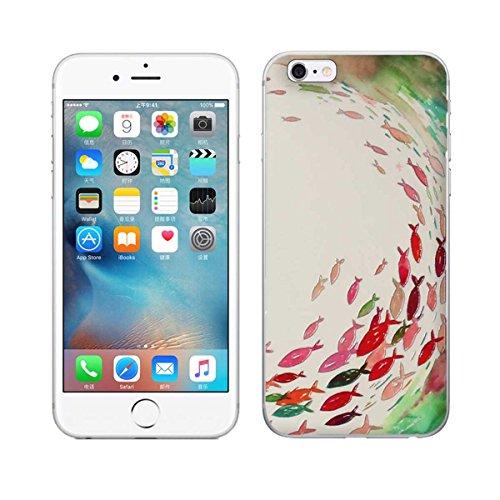 Coque Apple iPhone 6 Plus 6S Plus, Fubaoda 3D Gaufrer Esthétique Modèle Étui TPU silicone élégant et sobre pour Apple iPhone 6 Plus 6S Plus pic: 10