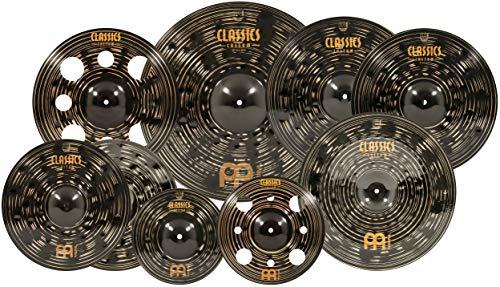 Meinl Cymbals Classics Custom Classics Custom Dark Expanded Set (Meinl Classics Custom)