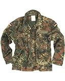 Genuine Vintage German Military Flecktarn Shirt / Lightweight Jacket