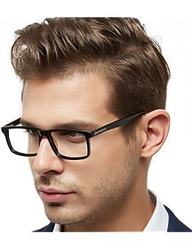 OCCI CHIARI Gafas de hombre marco Montura de gafas Marco óptico de los gafas El marco de los Gafas se ajusta a...