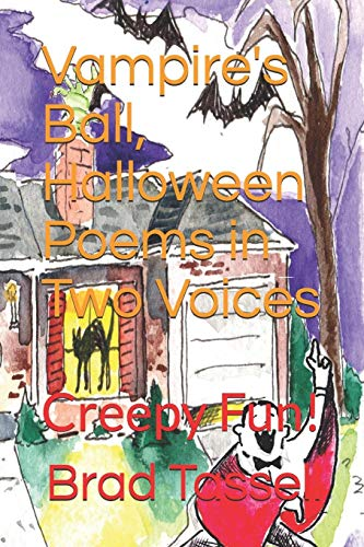 Halloween-brads (Vampire's Ball, Halloween Poems in Two Voices: Creepy Fun!)