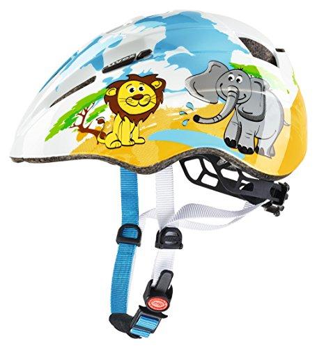 Uvex, Desert, Casco da bici, per bambini, 46-52cm