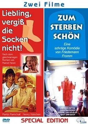 Liebling, vergiß' die Socken nicht! / Zum Sterben schön [2 DVDs]