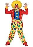 Ciao- Costume Carnevale per Bambini, Multicolore, 7-9 anni, 10793.7-9