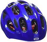 Abus Fahrradhelm Youn-I, Sparkling Blue, 52-57 cm, 12816-5