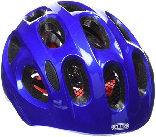 Abus Youn-I Fahrradhelm, Sparkling Blue, 48-54 cm