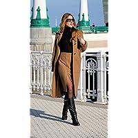 Abrigo de lana - Abrigo largo - Abrigo mujer - Alta calidad -