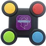 asterisknewly Handkonsolen,Kinder Lernspiel Maschine ABS Memory Spiel Maschine LED Licht Sound Effekt Interaktives Spielzeug Für Training Hand Gehirn Koordination