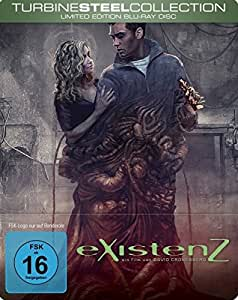 eXistenZ  (Turbine Steel Collection) [Blu-ray] [Limited Edition]